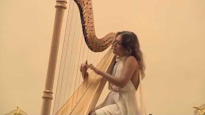 Волшебный концерт Софьи Кипрской - Арфа
