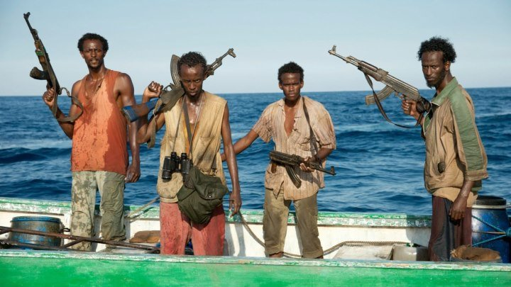 Пираты Сомали (Сомали, Кения, Судан, ЮАР, США 2017) Драма, Биография