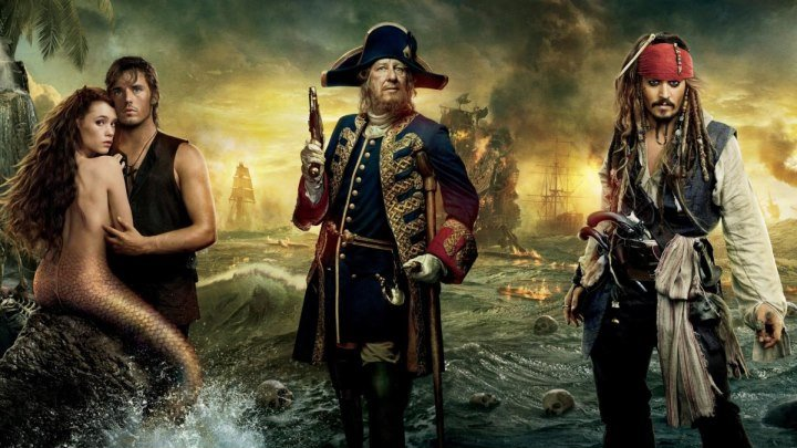 Вся правда о карибских пиратах (2006 HD) Документальный, История