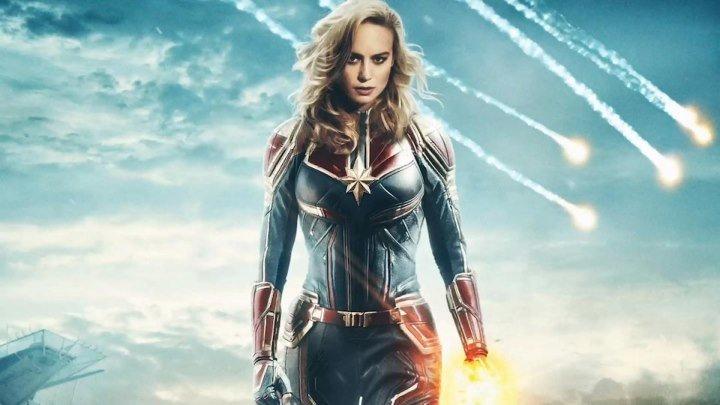 Капитан Марвел – Официальный трейлер (2019)