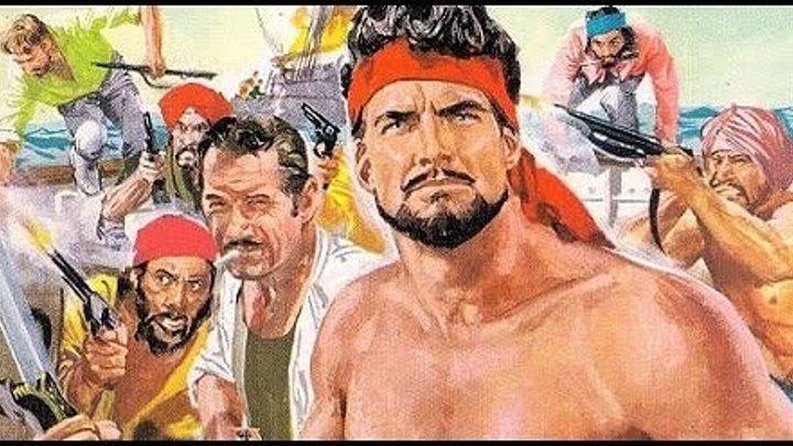 Пираты Малайзии (1964) 16+ Приключения, Боевик, Исторический