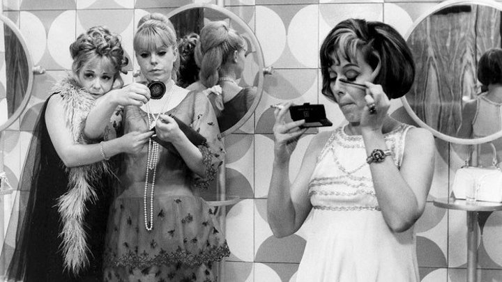 Джентльмены / Прожигатели жизни (Чехословакия 1969) Комедия, Приключения