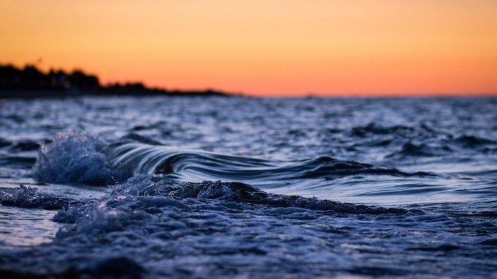 Спокойные морские волны под звуки пианино восстановят ваши силы