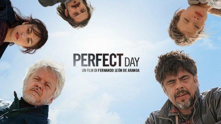 Идеальный день The Perfect Day (2017). боевик, драма