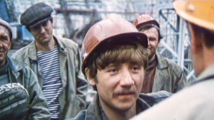 Требуются мужчины (СССР 1983) Драма