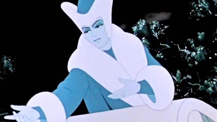 Мульфильм - Снежная королева (1957г.)