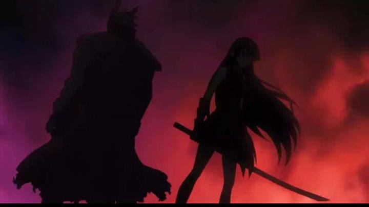 Клип по аниме (Убийца Акаме)-встань для революций.