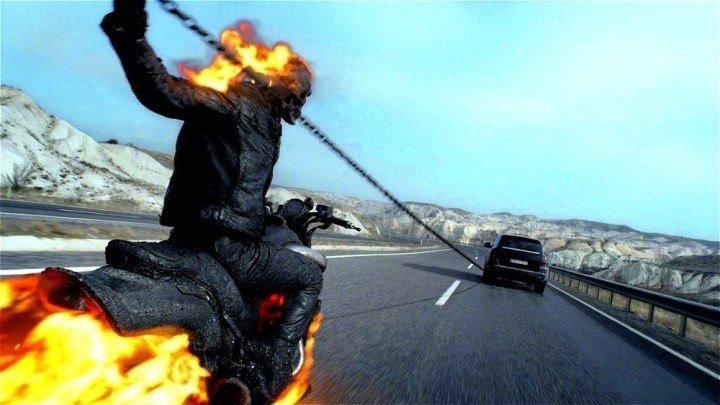 Призрачный гонщик 2(фэнтези, боевик, триллер)2011