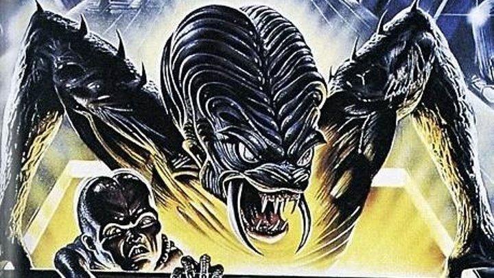 Крипозоиды (1987) (BDRip-720p) L1 ужасы, фантастика Линни Куигли, Кен Абрахам, Майкл Аранда, Ричард Л. Хоукинс, Эшлин Гир, Джои Уилсон