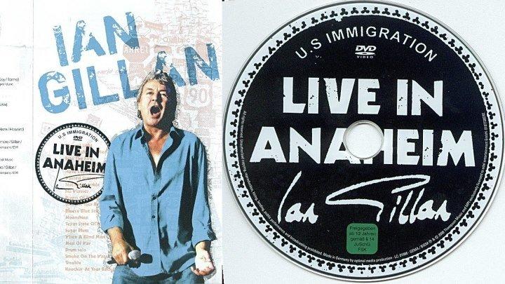 Ian Gillan - Live In Anaheim - 14.09.2006 - Концерт в Калифорнии - HD 720p - группа Рок Тусовка HD / Rock Party HD