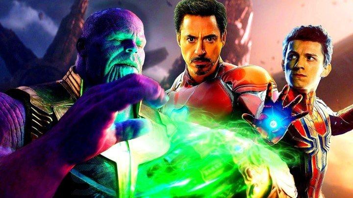 Мстители 4: Финал HD(фантастика, фэнтези, боевик, приключения)2019
