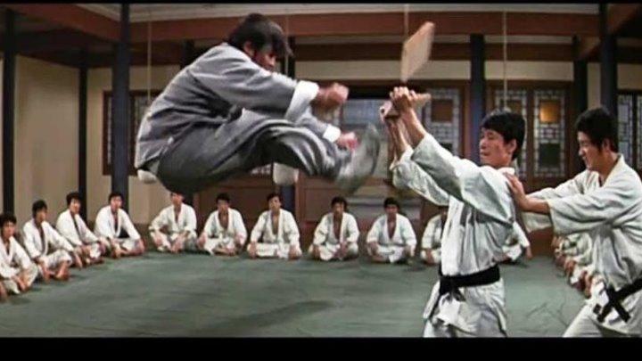 Хапкидо / Леди Кунг - Фу (Южная Корея 1972) Боевик, Боевые искусства
