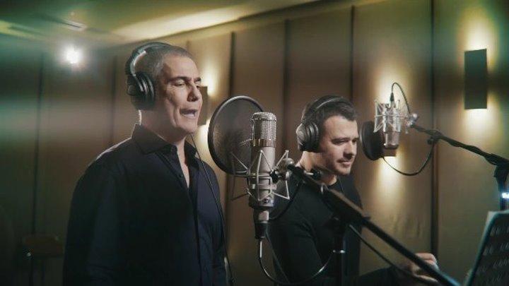 Синяя Вечность(великолепное исполнение) -- Эмин и Александро Сафино