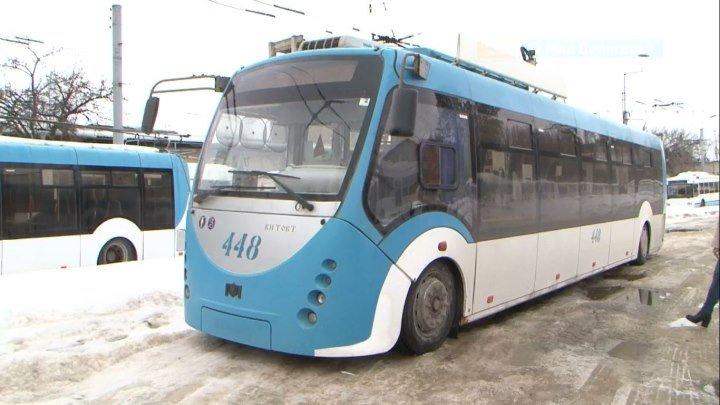 Есть ли будущее у белгородских троллейбусов