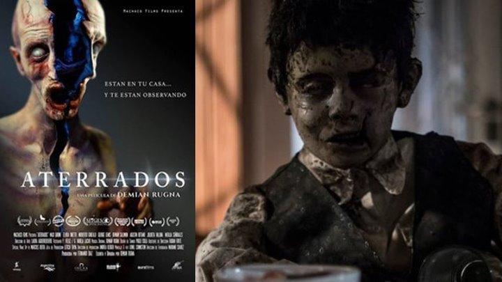 Фильм «Оцепеневшие от страха», 2018 год, ужасы, HD.