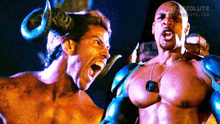 Смертельная битва 2: Истребление HD(фантастика, фэнтези, боевик, триллер, приключения)1997