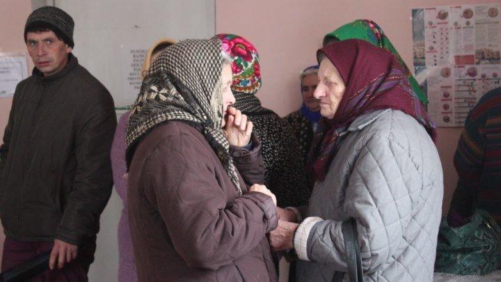 O zi în satul Mîndrești