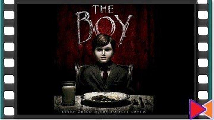 Кукла [The Boy] (2015)