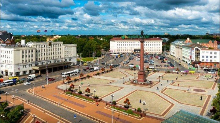 Прикосновение к истории (часть 2). Площадь Победы и проспект Мира (до зоопарка)