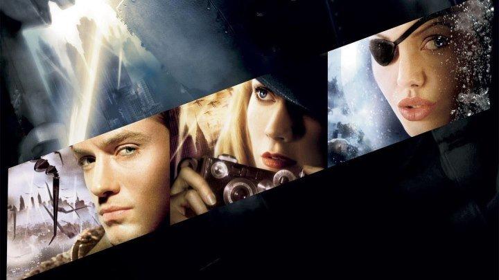 Небесный капитан и мир будущего (Sky Captain And The World Of Tomorrow). 2004. Фантастика, боевик, триллер, детектив, приключения
