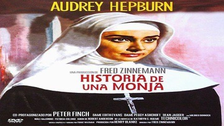 Historia de una monja (1959) 3