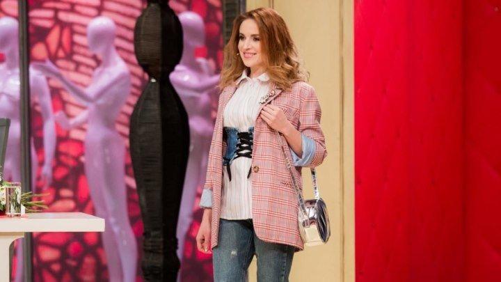 Модный приговор. Анастасия Тарасова после участия в программе «Модный приговор»