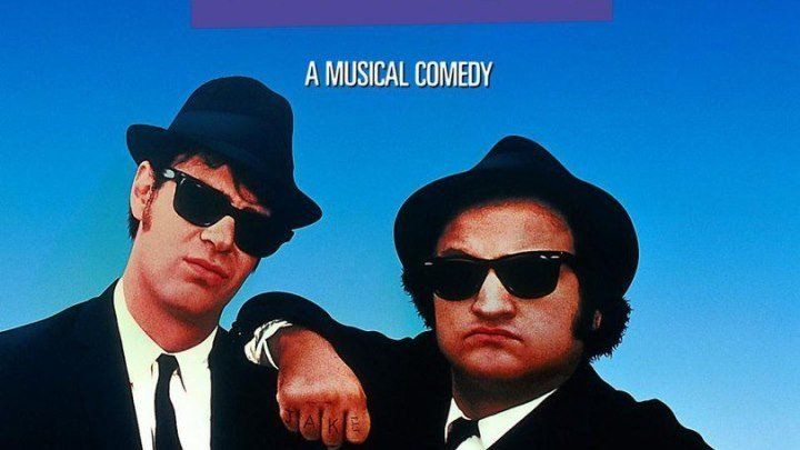 Братья Блюз - The Blues Brothers (1980)