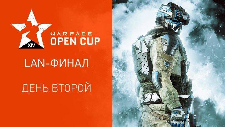 LAN-финал Warface Open Cup XIV: день второй