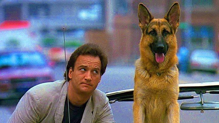 К-9: Собачья работа - (1989) Комедия, боевик, криминал.