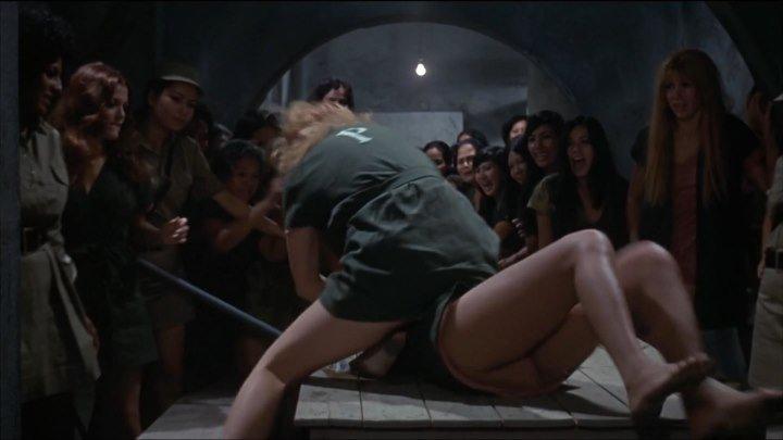 худ.фильм про женскую тюрьму(есть бдсм): Women in Cages(Женщины в клетках) - 1971 год, Роберта Коллинз, Пэм Гриер