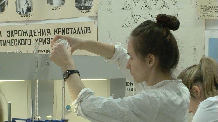 Олимпиада «Юные таланты» прошла в Белгороде
