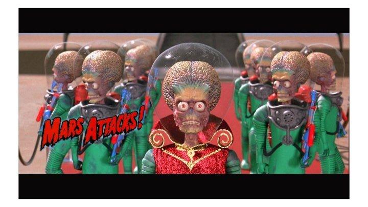 🔴«Марс атакует!»:1996