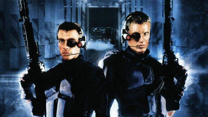 Универсальный солдат HD(фантастика, боевик)1992