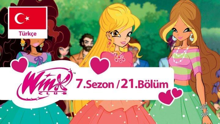 Winx Club: 7. Sezon, 21. Bölüm - «Burası çok çok çılgın bir dünya» (Türkçe)