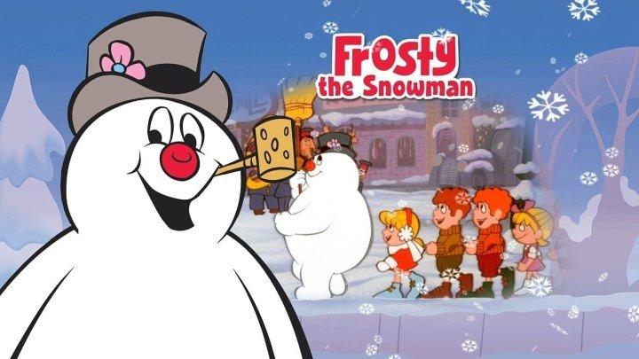 Приключения Снеговика Фрости (1969) мультик