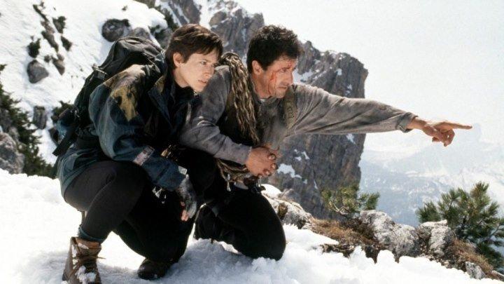 Скалолаз Cliffhanger (1993). боевик, триллер, приключения