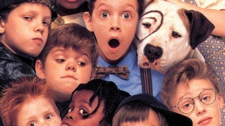 Маленькие негодяи The Little Rascals . мелодрама, комедия, Семейный фильм