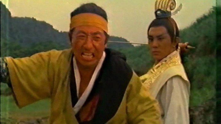 «Больной ветер» / Long hu feng yun / 1970 / VHSRip