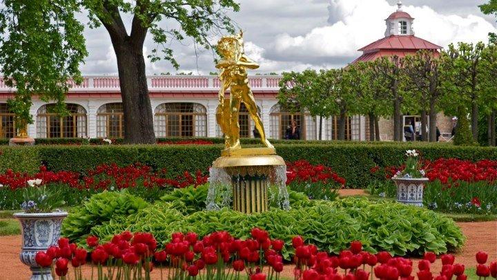 Прекрасный Петергоф -- самый посещаемый музей Мира!