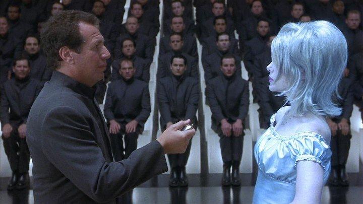 С какой ты планеты? / What Planet Are You From? (2000) фантастика, комедия