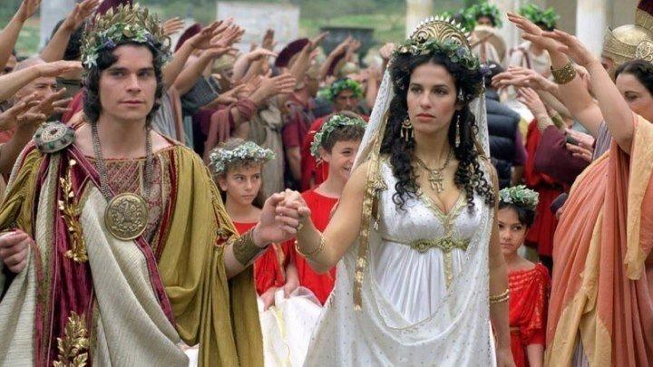 Римская империя: Нерон. 2004. драма, военный, биография