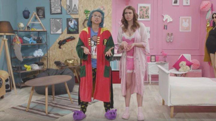 Проблемы подростков | Маша уходит из шоу? | Eldana Foureyes и Маша Миллер | ПМС SHOW