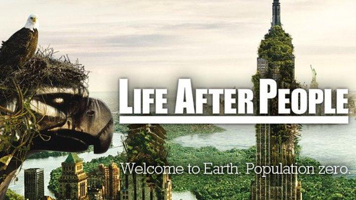 Жизнь после людей. Вспышка (2/10 серия, документальный)