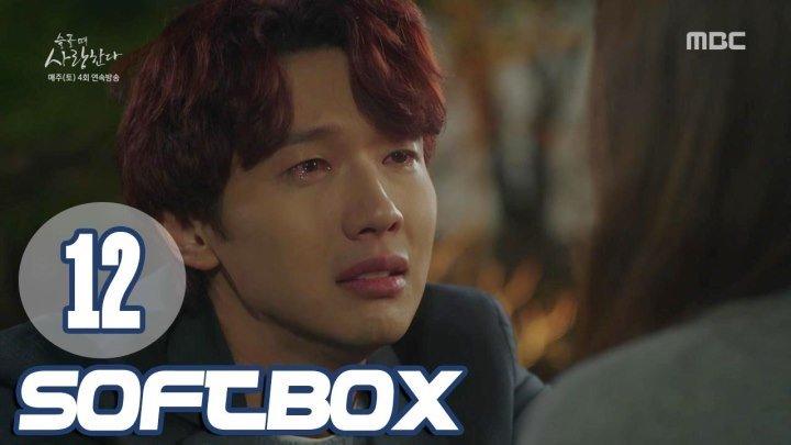 [Озвучка SOFTBOX] Любовь в печали 12 серия