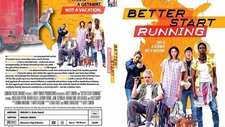Начинай бежать (Better Start Running) 2018