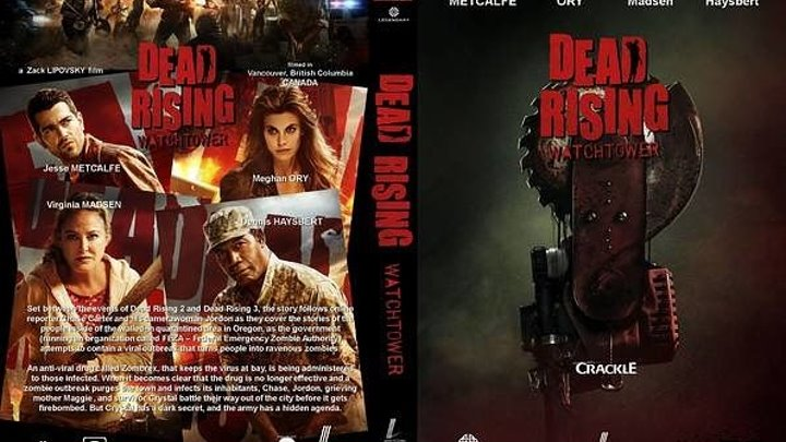 Восставшие мертвецы 2 _ Основанный на популярной видеоигре Dead Rising