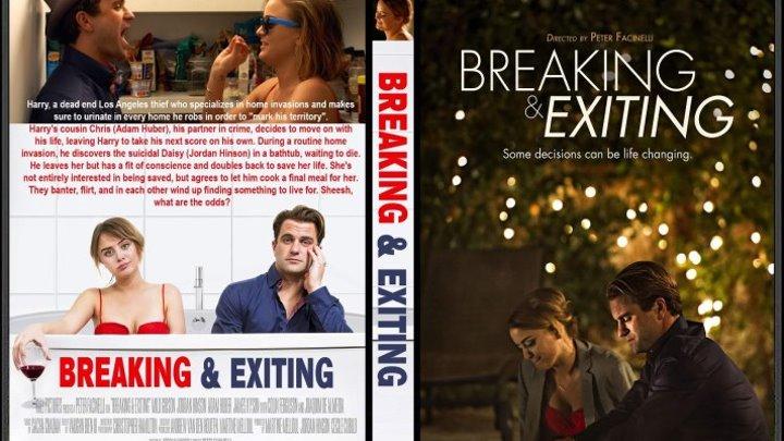 Проникновение и бегство (Breaking & Exiting) 2018