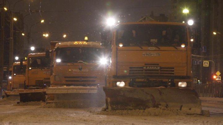 Беглов чистит город от снега и несправившихся чиновников | 26 декабря | Вечер| СОБЫТИЯ ДНЯ | ФАН-ТВ