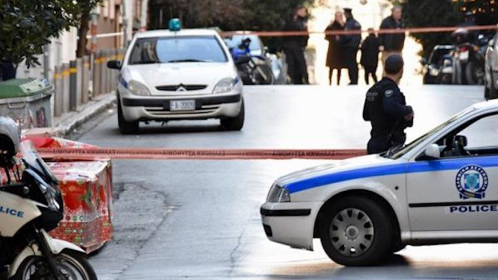 В Афинах прогремел взрыв, есть пострадавшие | 27 декабря | День | СОБЫТИЯ ДНЯ | ФАН-ТВ
