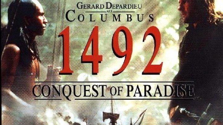 1492 Завоевание рая. драма, приключения, биография, история